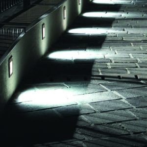 Step lights Luminaires